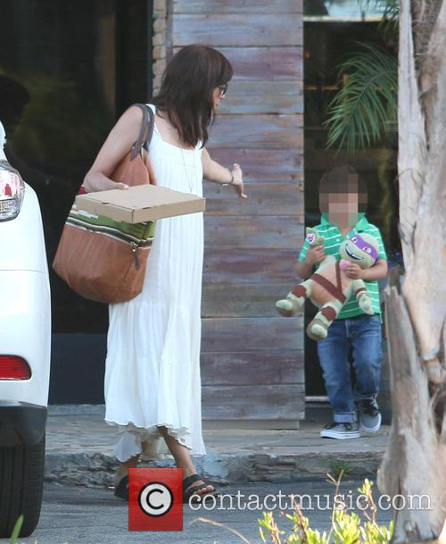 Selma Blair and Arthur Bleick 6