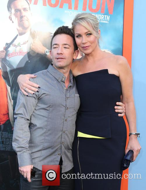 David Faustino and Christina Applegate 3