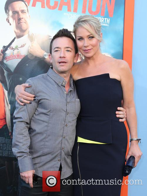 David Faustino and Christina Applegate 4