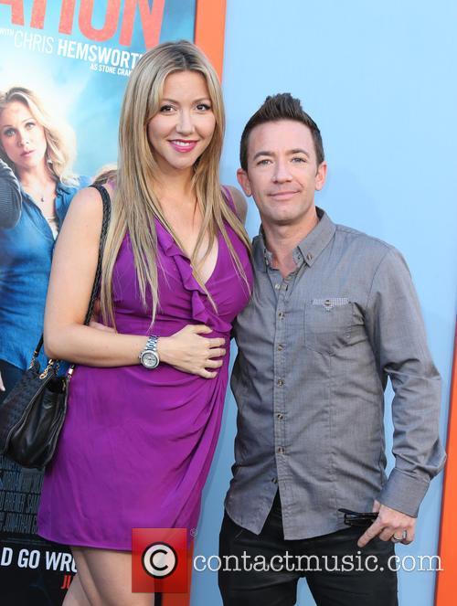 Lindsay Bronson and David Faustino 3