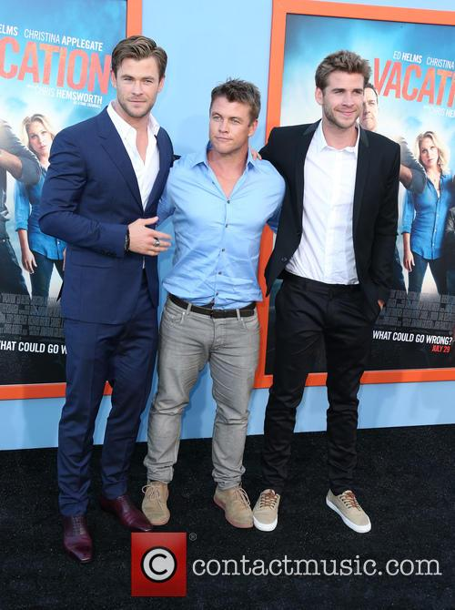 Chris Hemsworth, Luke Hemsworth and Liam Hemsworth 10