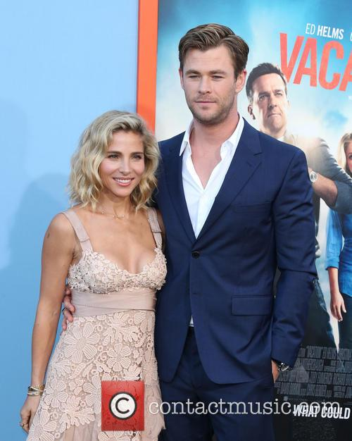 Elsa Pataky and Chris Hemsworth 3