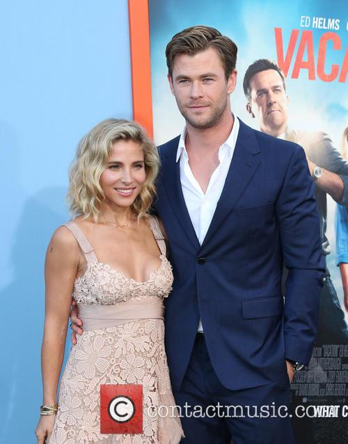 Elsa Pataky and Chris Hemsworth 4