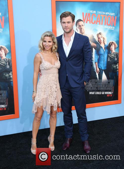Elsa Pataky and Chris Hemsworth 6
