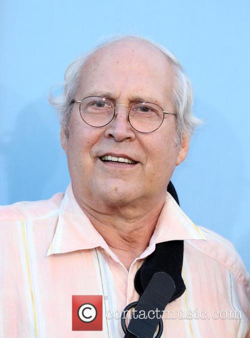 Chevy Chase Re-enters Rehab For