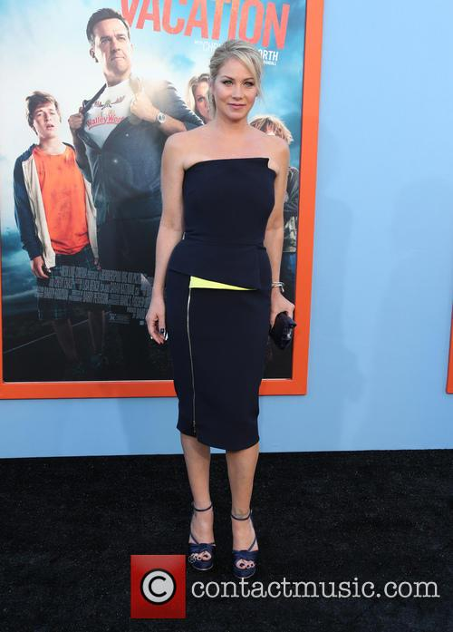 Christina Applegate Questioned By Andy Cohen About Leaving Date With Brad Pitt To See Another Man