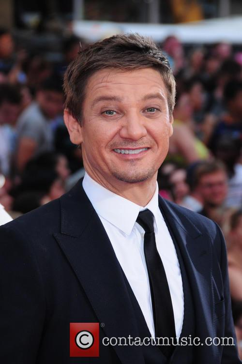 Jeremy Renner Says It's