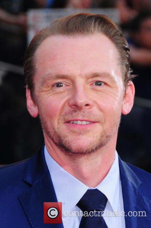 Simon Pegg and Mission Impossible 1