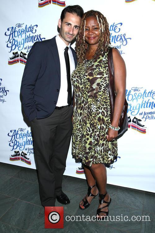 Guest and Tonya Pinkins 2