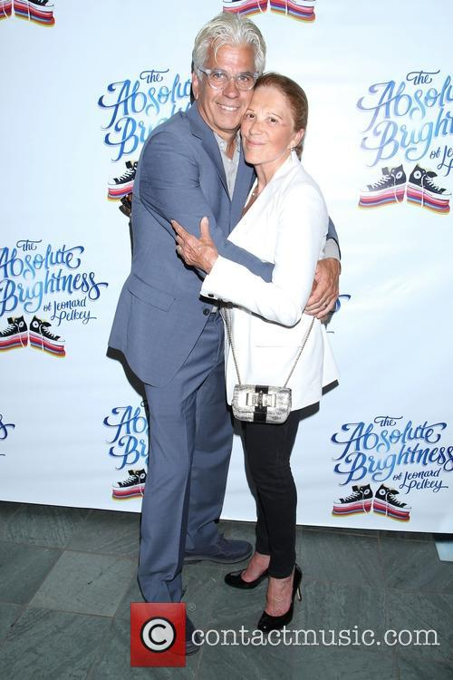 Steve Bakunas and Linda Lavin 3