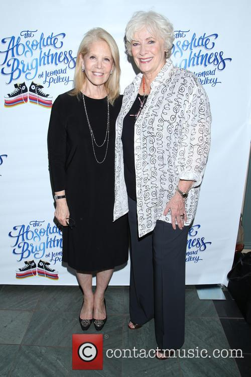 Daryl Roth and Betty Buckley 4