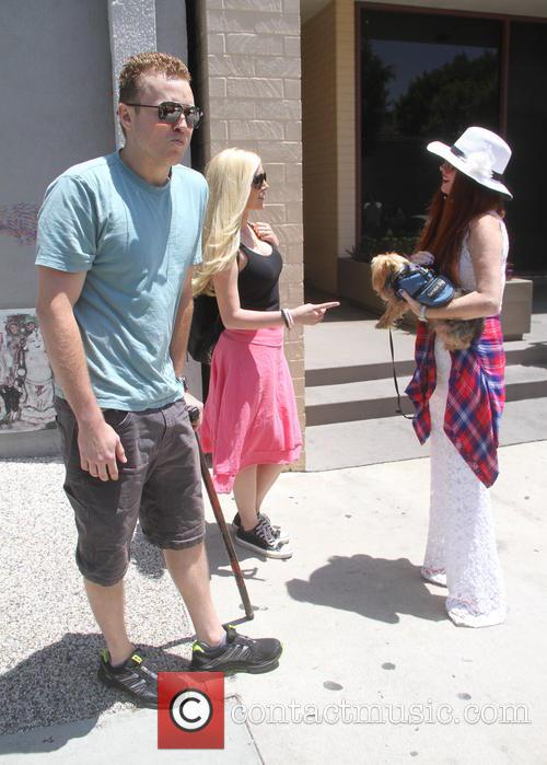 Spencer Pratt, Heidi Montag and Phoebe Price 3