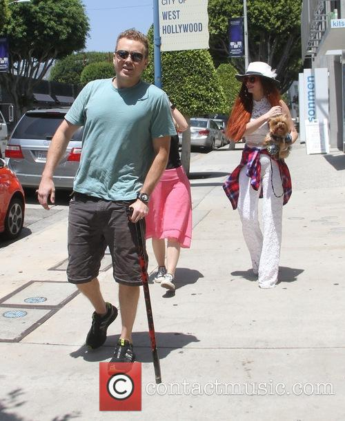 Spencer Pratt, Heidi Montag and Phoebe Price 7