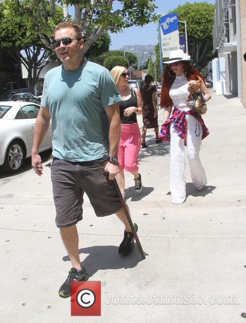 Spencer Pratt, Heidi Montag and Phoebe Price 10