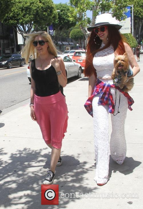 Heidi Montag and Phoebe Price 3