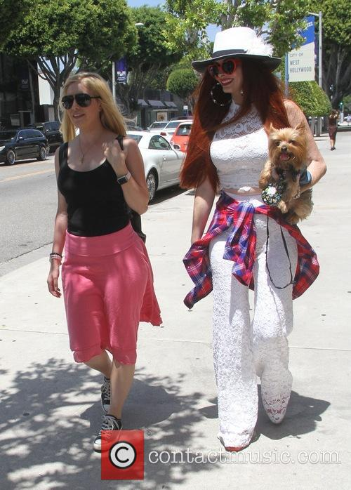 Heidi Montag and Phoebe Price 4