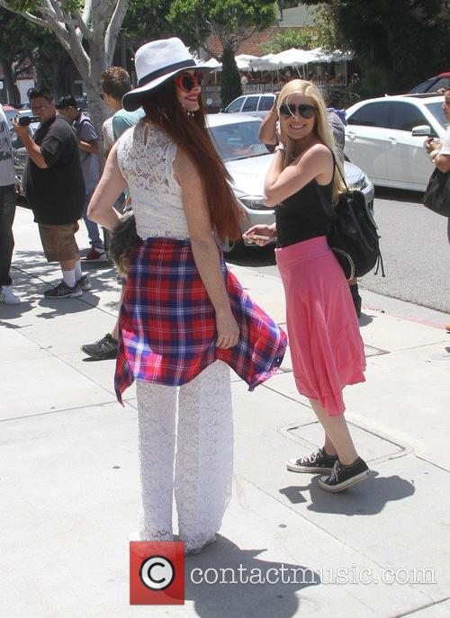 Heidi Montag and Phoebe Price 6