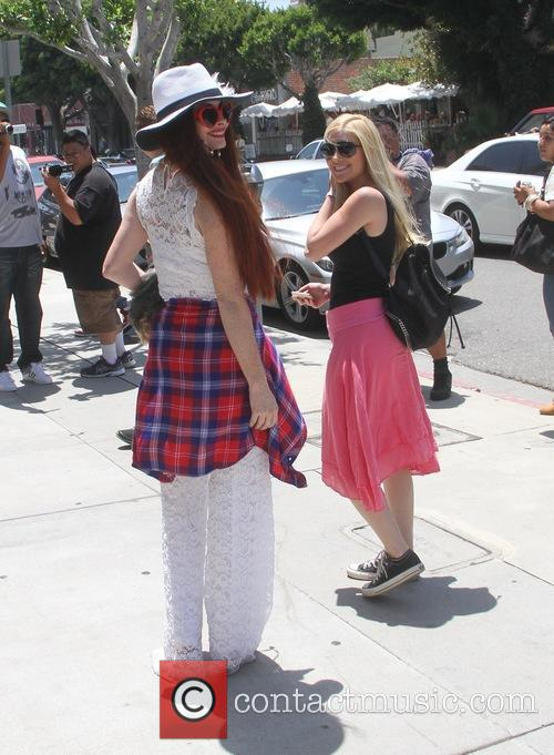 Heidi Montag and Phoebe Price 7