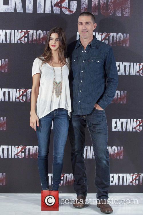 Clara Lago and Matthew Fox 3