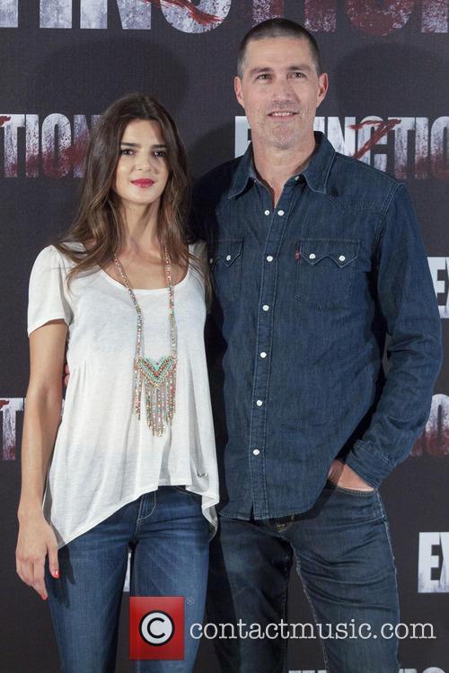 Clara Lago and Matthew Fox 4