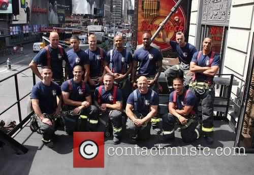 2016 Fdny Calendar Fire Fighters 4