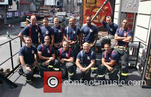 2016 Fdny Calendar Fire Fighters 5