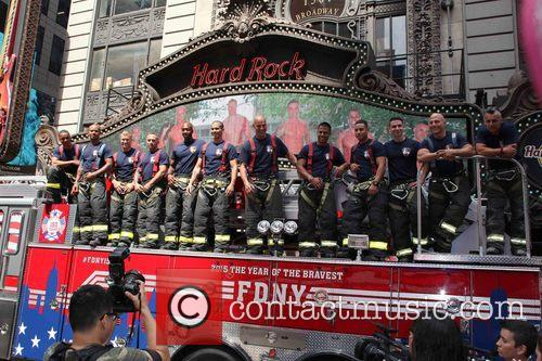 2016 Fdny Calendar Fire Fighters 6