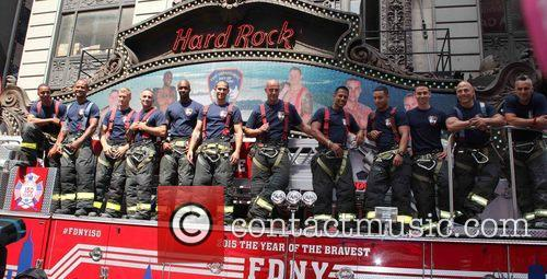 2016 Fdny Calendar Fire Fighters 7