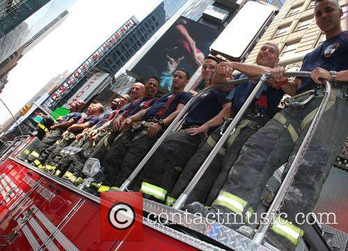 2016 Fdny Calendar Fire Fighters 1