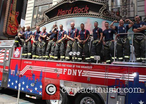 2016 Fdny Calendar Fire Fighters 8