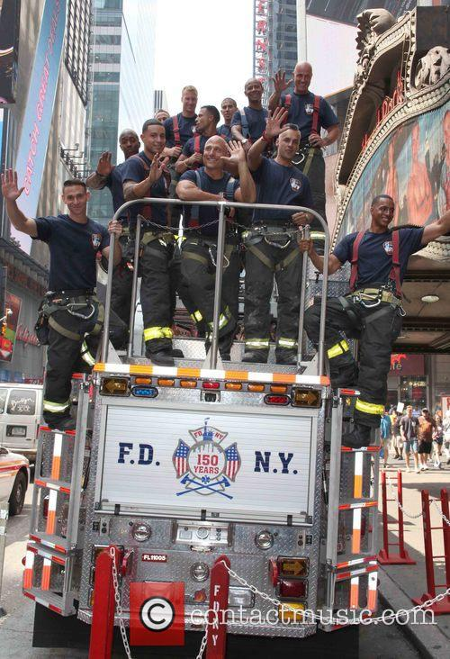 2016 Fdny Calendar Fire Fighters 9