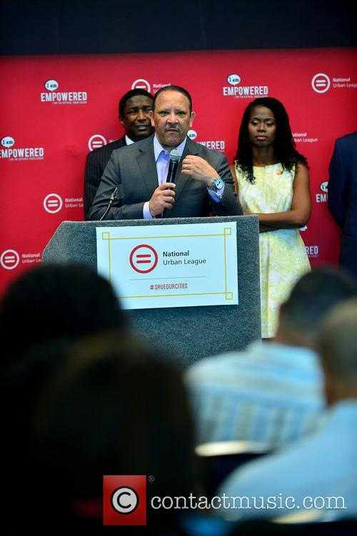 National Urban League President & Ceo Marc H. Morial 8