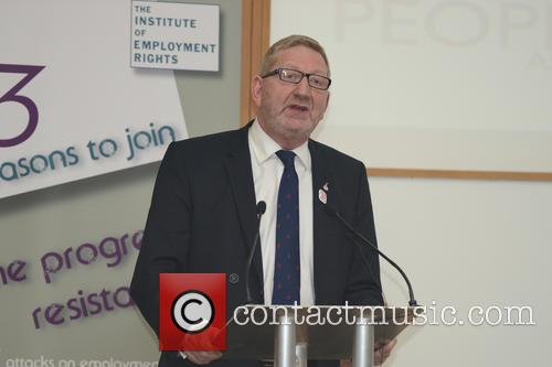 Len Mccluskey and Unite General Secretary 1