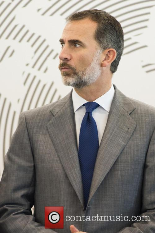 Spain's King Felipe Vi 5
