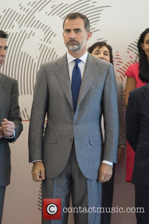 Spain's King Felipe Vi 6