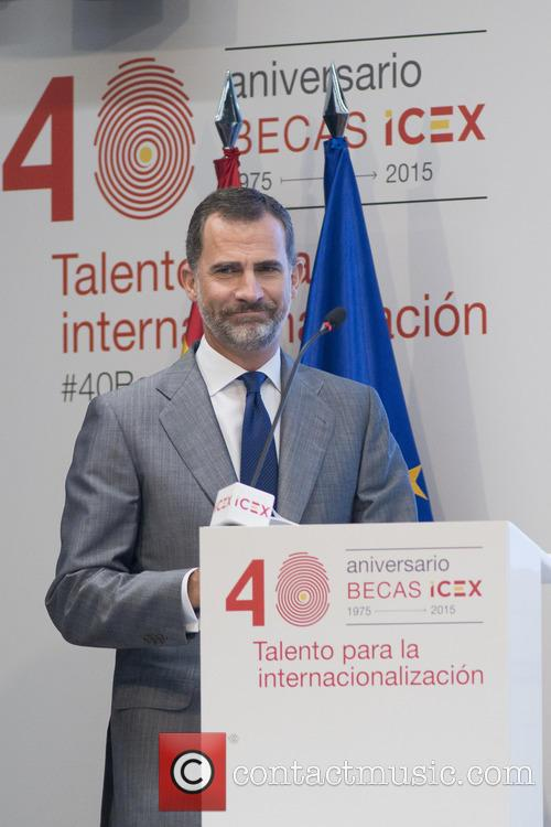 Spain's King Felipe Vi 1