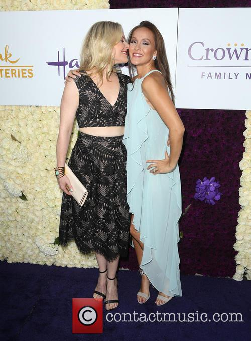 Kristin Booth and Crystal Lowe 4