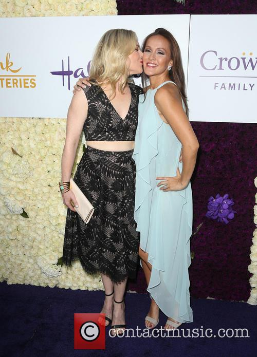 Kristin Booth and Crystal Lowe 5