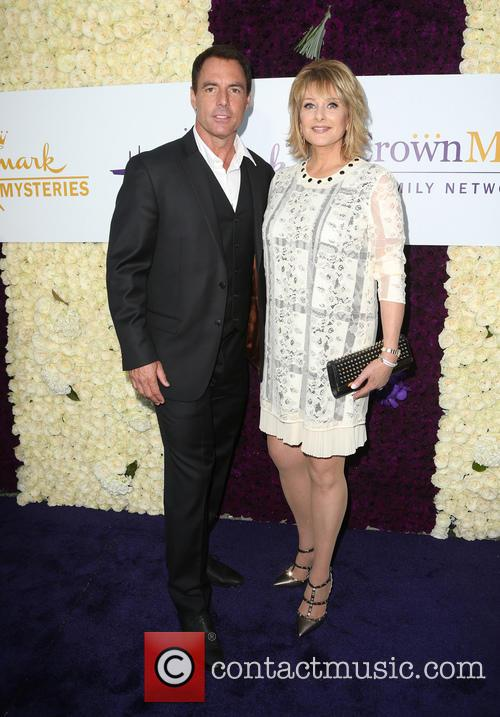 Mark Steines and Cristina Ferrare 2