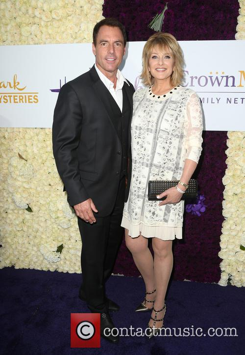 Mark Steines and Cristina Ferrare 3