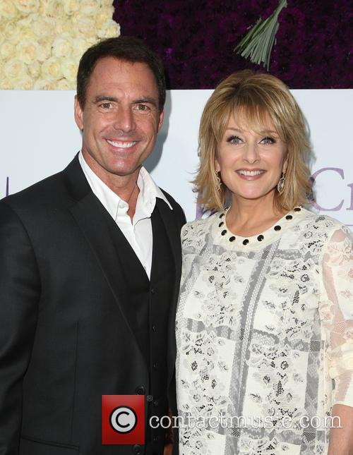 Mark Steines and Cristina Ferrare 4