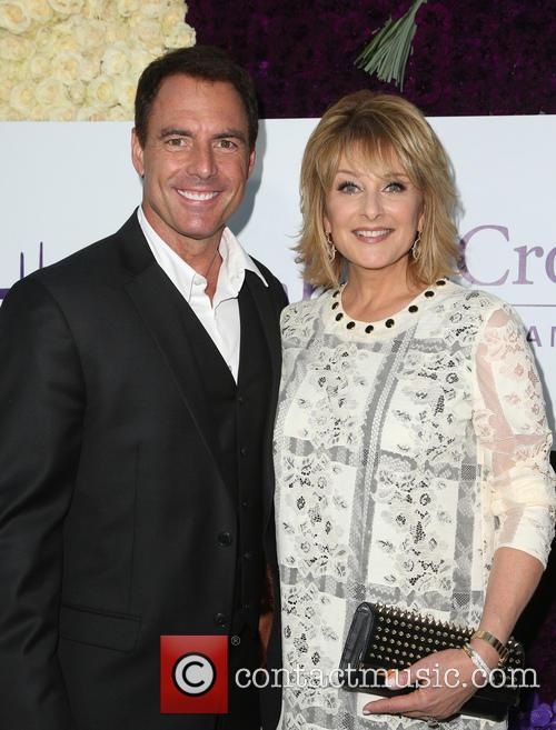 Mark Steines and Cristina Ferrare 5