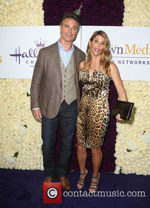 Dylan Neal and Lori Loughlin 8