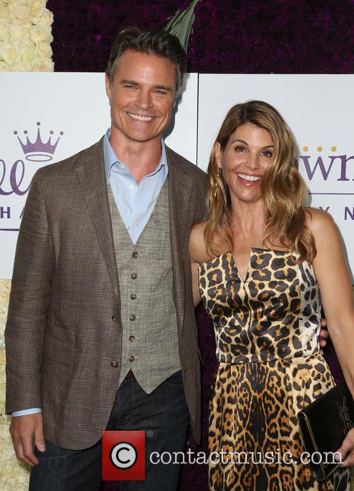 Dylan Neal and Lori Loughlin 11