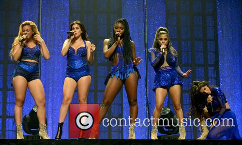 Fifth Harmony, Dinah Jane Hansen, Normani Kordei, Camila Cabello, Lauren Jauregui and Ally Brooke Hernandez 5