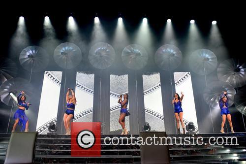 Fifth Harmony, Dinah Jane Hansen, Normani Kordei, Camila Cabello, Lauren Jauregui and Ally Brooke Hernandez 1