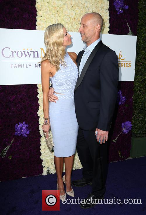 Brooke Burns and Gavin O'connor