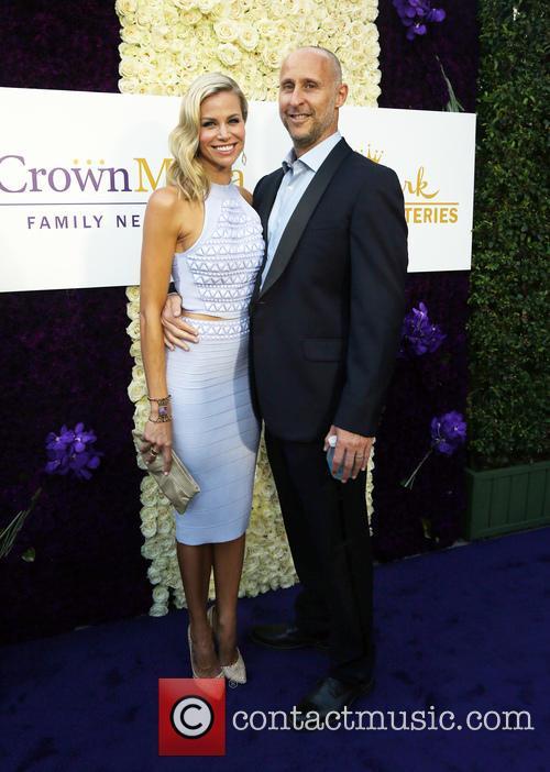 Brooke Burns and Gavin O'connor