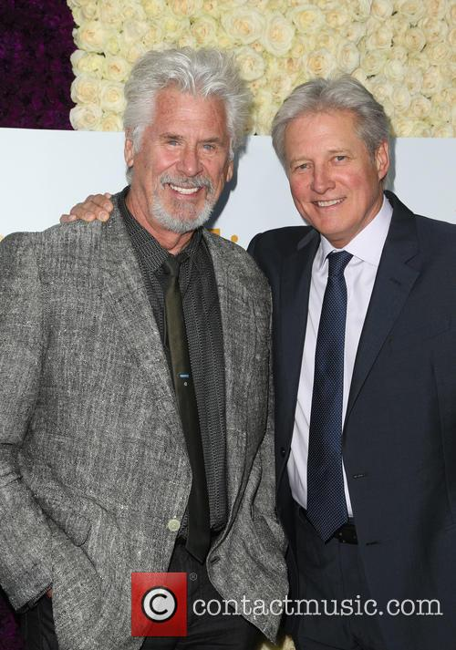 Barry Bostwick and Bruce Boxleitner 1
