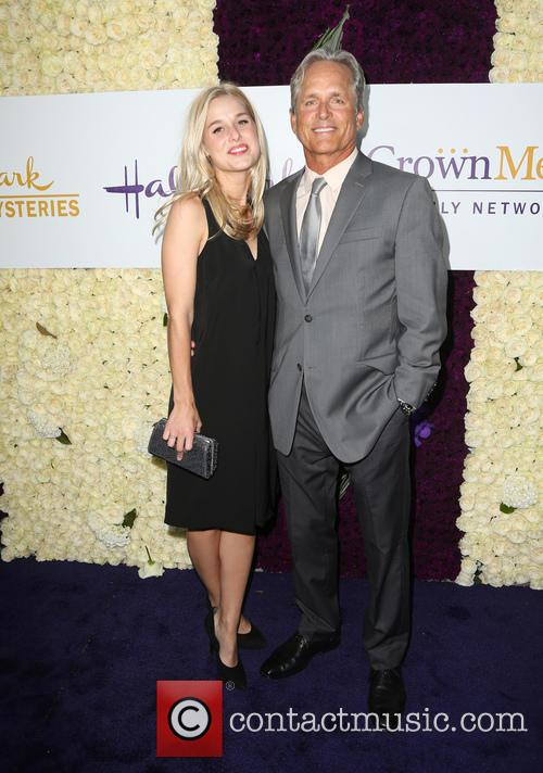 Gregory Harrison and Lily Anne Harrison 3
